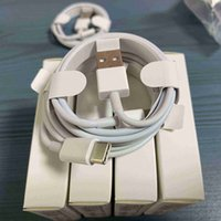 100pcs 케이블 원래 OEM 품질 1m 3ft 2m 6af USB 데이터 유동 패키지가있는 충전 전화 케이블