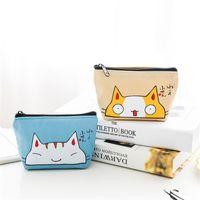 Wallet Cartoon Coin Purses HBP Print Bag Purse Coins Cute Womens Cats For Storage Girls 2021032000V Gddqn