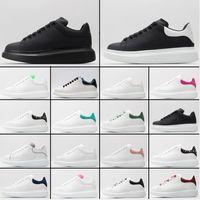 2021 Qualidade superior com Box Designer Homens Mulheres Womens White Mens Sapatos Espadrilles Plataforma de Apartamentos Oversized Casual Espadrille Plana Sneakers Moda Tamanho 36-45