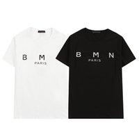 2021 Summer Mens Designer T SHIRT Camiseta casual de los hombres y la camiseta de las mujeres Carta 3D Impresión de la manga corta superior Hombre de alta gama Hombre Hombre Ropa