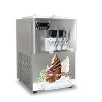 ETL CE 3 Sabores Macio Sorvete Máquina Cozinha Iogurte Iogurte Sorvete