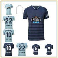 أعلى جودة التايلاندية 2021 2022 Celta Vigo Soccer Jersey 20 21 22 Bongonda Hernandez Nolito الصفحة الرئيسية بعيدا كرة القدم قميص الفانيلة