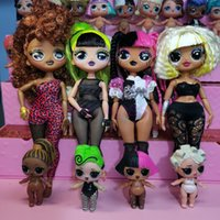 Oryginalny LOL Surprise Doll OMG Bee Remix Big Siostra Multi-Style, w tym odzież odzież na sprzedaż Możesz wybrać
