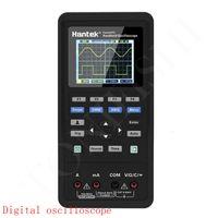 Hantek 2C42 디지털 멀티 미터 핸드 헬드 오실로스코프 3 In 1 Intelligent Portable Multester USB 인터페이스 대역폭 40MHz