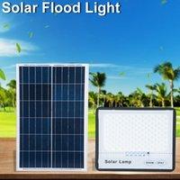 Outdoor Lighting High Quality Solar Lamps Floodlight Spotlight 50W 100W 200W 300W Waterproof Flood Light Spot Lamps In Stock
