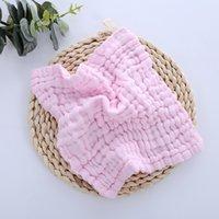 Baby Muslin Wobleds y toallas, toallitas de algodón orgánico natural, toalla de mano, toallita de muselina para pieles sensibles 687 y2