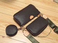 Color Small Chain M44823 3 Handbags Bag Crossbody Purse Pochette Multi Shoulder Women Pcs Straps Handbag Bvwaj Vvbvd