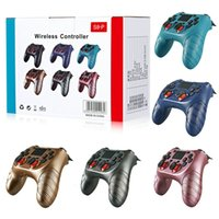 2021 PS4 Game Controllers Wireless Bluetooth Gamepad The Wirelesss Gamepads features a dual motor vibration 6-axis gyroscope