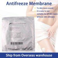 Peças consumíveis da máquina da membrana do anticongelante das peças do cryo que refrigeram a almofada do gel da almofada do gel para o peso frio Reduza a máquina da terapia da Cryo