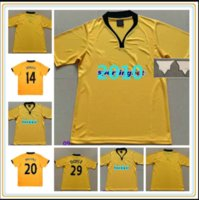Jerseys de football de Soccer Doyle Doyle 2009 Milijas Berra Henry Ebanka-Blake Helly Classic Football Shirts