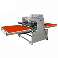 80 * 100 سنتيمتر كبيرة تنسيق هوائي الضغط T-shirt الحرارة الصحافة آلة التسامي على بيع الطابعات