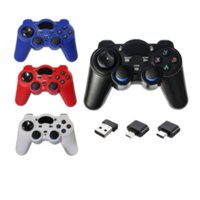 2.4 G Controller Gamepad Android Wireless Joystick Joypad with OTG Converter For PS3 Smart Phone For Tablet PC Smart TV Box