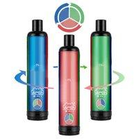 Authentische Vapden 3in1 3 * 1000 Puffs E-Zigaretten-Kits Einweg-Vape-Stift 1400mAh-Batterie 3 * 3,2 ml Kapazität 3000Puffs Airflow-System tragbare Verdampfer vorgefüllte Dampf