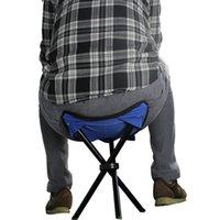 20 stücke Camping Falten Tragbare Stuhl Outdoor Wasserdicht Faltbare Aluminiumlegierung Röhre für Angelstrand Wandern Picknicke Sees Schiff GGA4734