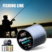 Braid Line 500m Nylon Fishing Carbon Surface Super Strong Pull Cut Water Quickly Wear Resistant Bite