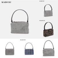EEDJX 고품질 가방 여성 어깨 너머로 두꺼운 소재 PU 가죽 핸드백 여자 s 핸드백 유명한 가방 지갑 지갑 유명한 토트