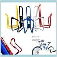 Aessories Sports Outdoors Bottles & Cages Mtb Bicycle Holder Aluminum Alloy Mountain Bike Bottle Can Cage Bracket Cycling Drink Water Rack M