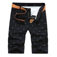 WoodVoice бренд мужские шорты летние мода твердого цвета повседневные мужские шорты Бермудские острова Masculina Длина колена плюс размер 28-40 прямой 210329