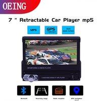 """7 """"HD Lecteur de voiture DVD Navigator Autoradio Multimedia 2din Écran tactile Auto Audio Stéréo MP5 Caméra USB Bluetooth"""