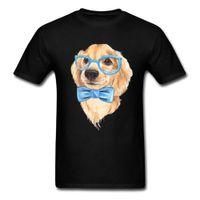CCCCSPORTCUSTOM Best Cadeau T-shirt Mignon Banque Chiot Corgi Dog Picture Student Tshirt Funny Design Funny Design Tee shirt pour garçon
