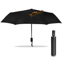 Автоматический автомобиль Автоматический дождь портативный для Mercedes Benz Auto Emblem Business Umbrelles Men Black Bumbershoot Parasol Sunshade