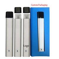 Cookies Disposable Vape Pen High Flyers Packaging Rechargable Customized Delta 8 E-cigarettes Kit Thick Oil 1ml Carts Starter Kits 240mah Battery Empty Vaporizer