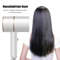 Shower Caps 220V Hair Dryer Household Heating And Cooling High Power Blue Light Anion Salons Appliances Use