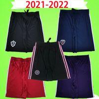 2021 2022 Inter Miami Soccer Shorts MLS Orlando D.C. United 21 22 Los Angeles Galaxy FC La Calças de Futebol New York Vermelho Preto Top Qualidade S-2XL