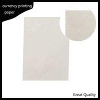 紙製品216 * 279mm Printinng 75%コットン25%リネンパス偽造ペンテストペーパー米国YGQRの高品質販売