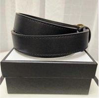 2021 Fashion Big Fibbia Genuine Cintura in pelle Designer Designer Uomo Donna di alta qualità Cinture da uomo AAA86