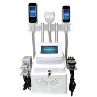 Портативный 360 градусов криотерапия вакуума и кавитация 40k кавитация и машина для похудения