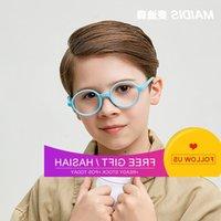 Die anti blauen Lichtbrillen der Silikon Kinder flexibler Druck beschädigt die Brille 1675 nicht