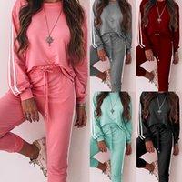 Kadın Eşofman Uzun Kollu Casual Suit