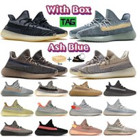 New Ash stone blue pearl carbon Fade Cinder Earth V2 Reflective casual shoes Tail Light Sand Taupe zyon oreo men women trainers sneakers