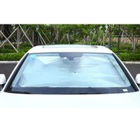 Car Sun Shade Protector Parasol Auto Front Window Sunshade W...