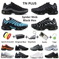 air max tn plus se airmax Navy Hues Toggle Lacing tn plus se scarpe da corsa da uomo des chaussures tns Scarpe da ginnastica a 3 volt Glow Team Red Parachute sneakers sportive uomo