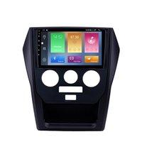 Auto-DVD-Player Multimedia-System 2 + 32G AM FM Android-Radio für Mahindra Scorpio-Handbuch A / C-2015 9-Zoll-Stereo-Support-Steiger-Radsteuerung
