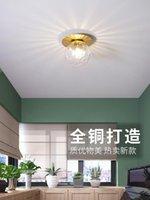 Ceiling Lights Nordic Led Light Living Room Bedroom Fans