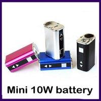 100% Qualidade Mini Stick 10W Variável de Bateria Tensão 1050mAh com tela OLED Simple Pack 0266277-1