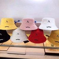 Winter Fuzzy Hut Mode Designer Mützen Hüte Herren Flauschige Eimer Hut Luxus Frauen Designer Baseballkappe Mützen Frauen Fedora Sunhat Casquette
