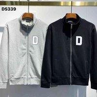 DSQ Phantom Turtle Hoody Nouveaux hommes Designer Sweats Hoodies Italie Mode Sweatshirts Automne Imprimer DSQ Headie Homme Homme Top Qualité 100% coton Haut 01209