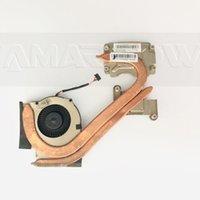 Ventilador de enfriamiento de CPU original para Lenovo ThinkPad L430 L530 Sentsink 04W3748 Padop Padop