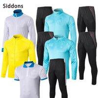Siddons 2021 S Мужчины Cousssuit Бразилия Футбол Костюм Sure Surreate Взрослый Длинный Рукав Куртка Спортивная одежда Безвозмездная Мужская трексуита