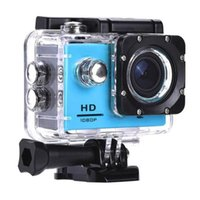 Cameras 100% Original Outdoor AIR Action Camera 1080P Full HD Allwinner 4K 30FPS WIFI 2.0 Screen Mini Helmet Waterproof Sports DV