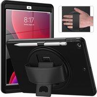 Heavy Duty iPad Case For 7th Generation 9.7 6th 10.5 Air 3 Pro 11 Mini3 4 5 6 Smart Cover