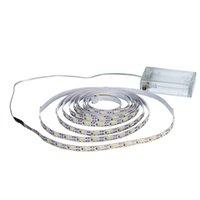 2021 5M 12V LED flexibel remsa Ljusband 3528 2835 3014 5050 5054 5730 5630 7020 SMD IP20 Non Vattentät Inomhus Enkelrum Bakgrundsbelysning