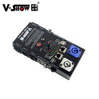 V-Show USA Warehouse 3Pin 5Pin XLR 48 극 Speakon RJ45 USB 용 1PC 케이블 테스터 및 배터리 전원이 포함되어 있지 않습니다.