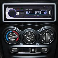 Carro Audio 1 DIN UNIVERSAL Bluetooth Handfree MP3 Player Estéreo 4x60W Rádio FM Aux Entrada Receptor Com USB EQ Music ect