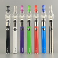 Min.1set UGO-V Kit 510 Thread Battery 900mAh Dab Pen With Glass Wax Atomizer USB Charger Zipper Case Electronic Cigarettes