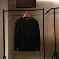2021 Luxury High Quality Mens Sweatshirt Designer Men Women Sweater Hoodie Embroidery Letter Pullover Hooded Streetwear Fashion Sweatershirt